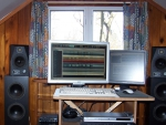 Mixing-mastering workstation