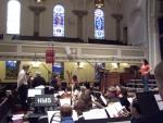 Recording the opera Eleni