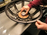 Setting voice coil height