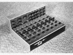 8 input mixer prototype - 1974